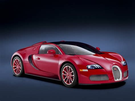 2011 Bugatti Veyron Grand Sport Red Edition Review