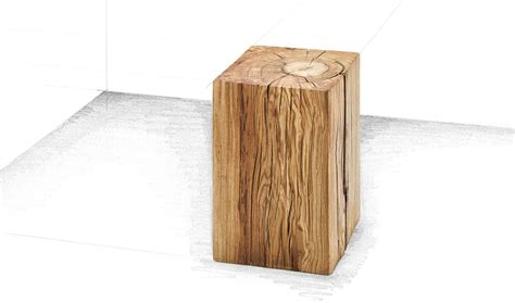 holzhocker design green living ökomöbel