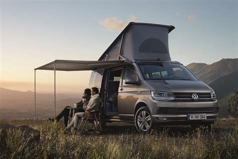 vw t6 california new vw t6 based california cer unveiled carscoops