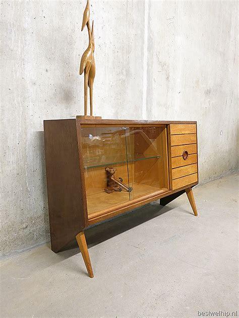 sekretär mid century mid century design vintage a symmetric sideboard wandkast