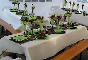Décoration De Table Anniversaire : decoration de table pour f te ~ Melissatoandfro.com Idées de Décoration