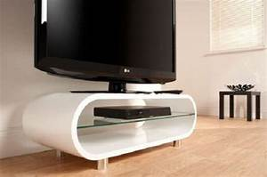 Table Tv But : modern designer curve white gloss tv unit coffee table silver mini legs year 11 timber ~ Teatrodelosmanantiales.com Idées de Décoration