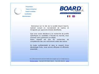 board search caen cabinets de recrutement executive search