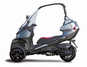 Bmw 3 Roues : nouveaut 2013 scooter 3 roues adiva ad3 ~ Melissatoandfro.com Idées de Décoration