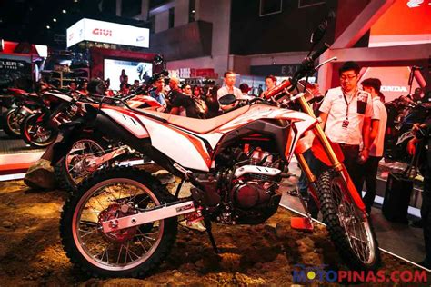Crf 150l And Honda Pcx by Honda Philippines Launches Pcx150 Crf150l Motorcycle News