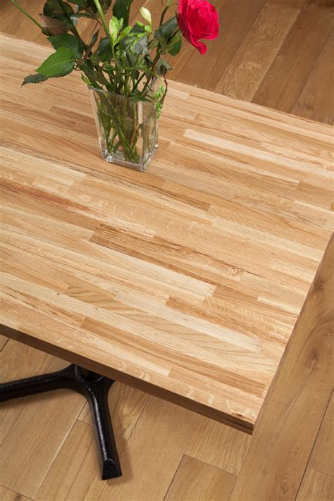 Wooden Tabletop Kitchen by Restaurant Table Tops Replacement Wood Tabletops For Cafe