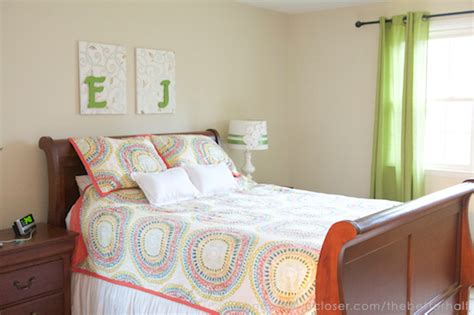 Hello, Easy Master Bedroom Makeover!  One Project Closer