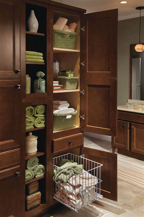 linen utility cabinet with hamper homecrest