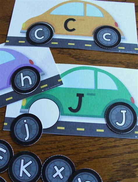 car letter matching transportation abc for preschool and 494 | e176eaedea134487e672096abc72ed9b