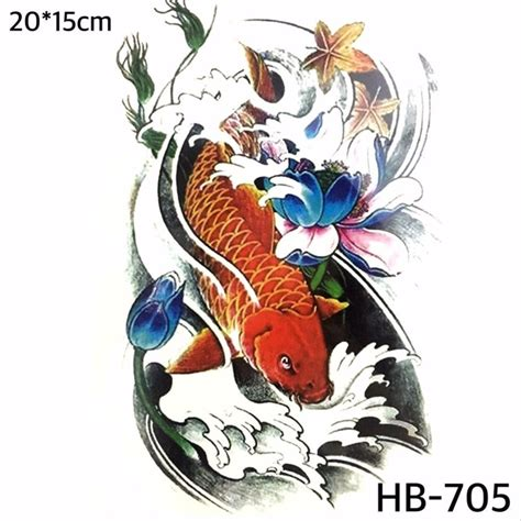 jual oriental tattoo tato yakuza jepang ikan  lapak