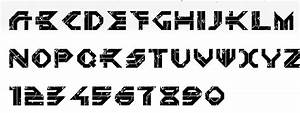 the croatian font scene With co he made the free typeface circuit 2010 google more