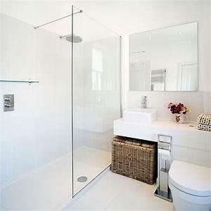 petite salle de bain hyper bien amenagee petites salles With petite salle de bain avec douche italienne