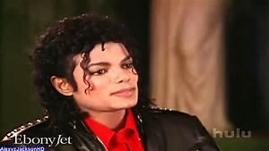 Michael Jackson - Ebony Interview November 13, 1987 - YouTube