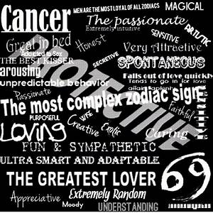 Zodiac Cancer Q... Cancer Star Sign Quotes