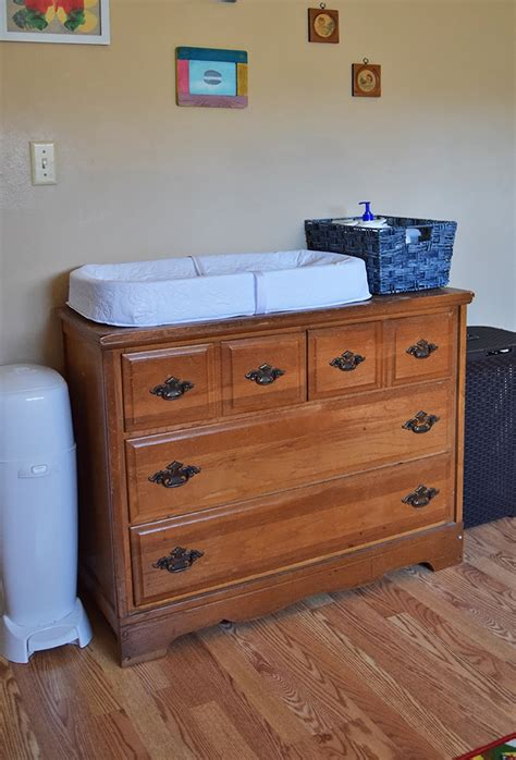 how to make a changing table diy changing table and homemade baby wipes