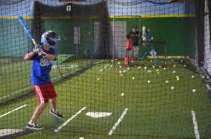 Sports Centre Gets New Batting Cage - My Lloydminster Now