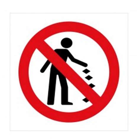 comment mettre une icone sur le bureau panneau interdit de jeter ses déchets au sol picto