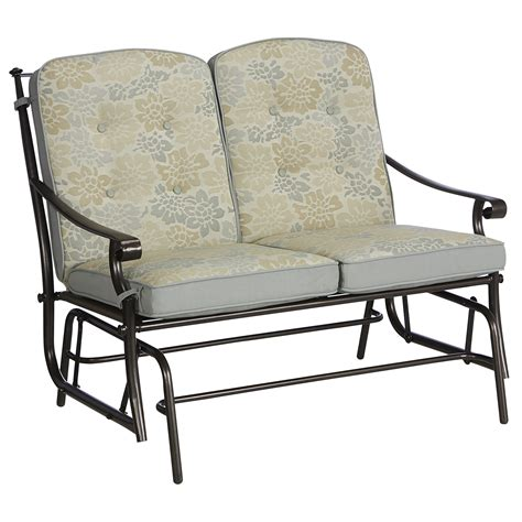 smith amelia glider outdoor living patio