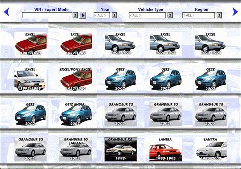 download car manuals 2009 hyundai elantra spare parts catalogs hyundai