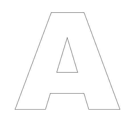 alphabet felt board craft crafts print  letter