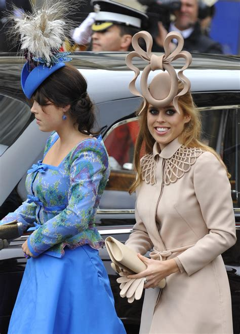 Why Princess Eugenie's Sister Princess Beatrice Read a 'Great Gatsby' Excerpt at the Royal Wedding   Entertainment Tonight