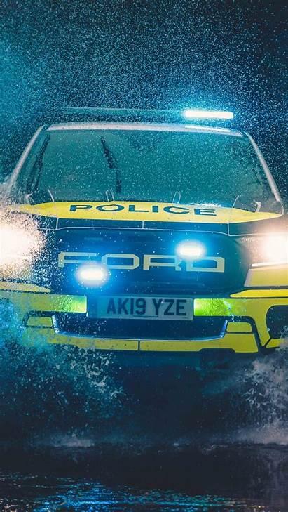 Ford Raptor Ranger 4k Police Mobile Ultra