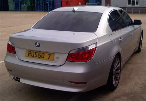 Bmw 5 Series 523i 2005  Auto Images And Specification
