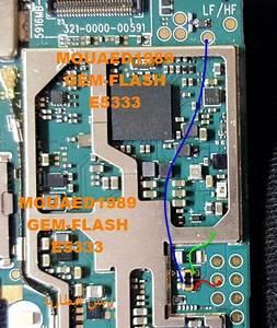 Schematic Diagram Sony Xperia M2