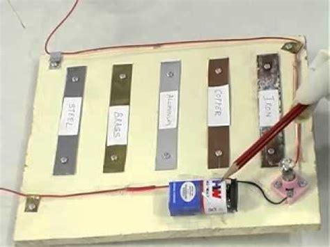 electrical conductivity  metals metals   metals youtube