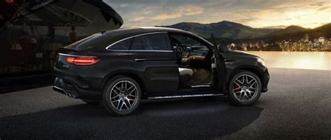 Mercedes Gle Class Modification by 2018 Mercedes Amg Gle 43 Coupe Features