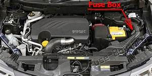Fuse Box Diagram Renault Koleos I  2007