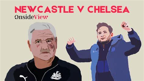 Football Betting Tips | Newcastle United vs Chelsea | 21 ...