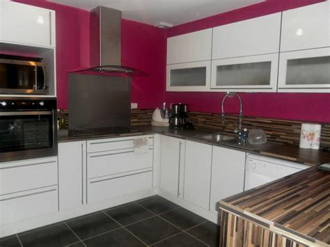 deco cuisine blanc et photos de cuisine moderne blanche