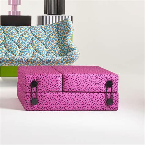trix  sottsass design pouf kartell  sottsass series