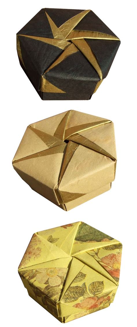 Fuse Box Tutorial by Origami Maniacs Tomoko Fuse 180 S Origami Hexagonal Box By