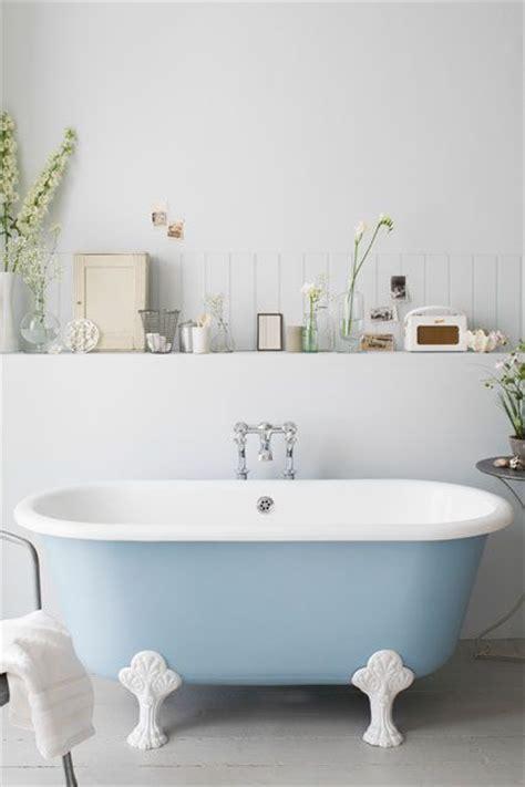 light blue bathroom ideas decor  styling