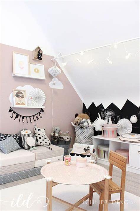 Kinderzimmer Deko Pink by Die Besten 25 Kinderzimmer Deko Ideen Auf