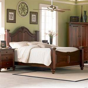 Mobel Furniture Passages Transitional Wellington Bedroom
