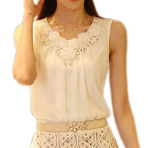 summer tops and blouses aliexpress com buy vetement femme blouses 2016