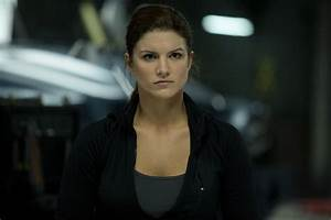 Gina Carano Talks FAST & FURIOUS 6, IN THE BLOOD and More ...