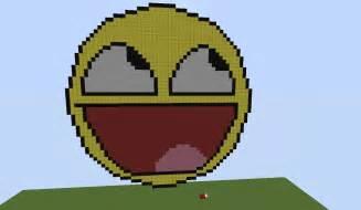 Minecraft Smiley-Face Banner