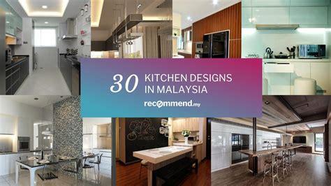 malaysia kitchen design 30 kitchens from malaysian interior designers 3988