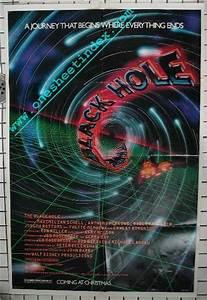 The Black Hole 1-Sheet Advance : 1-Sheet Poster, Movie ...