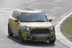 Mini Crossman : spyshots and cgi mini crossman autoevolution ~ Gottalentnigeria.com Avis de Voitures