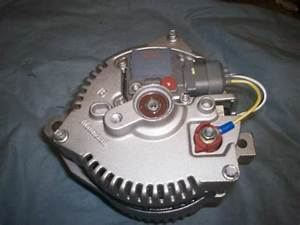 Ford Mustang Galaxie One Wire 3g Alternator 66 68