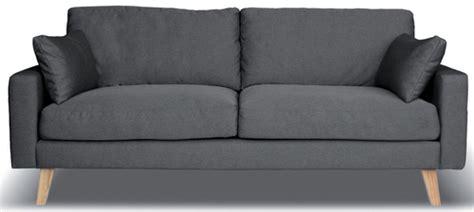 leclerc canapé promo canapé 2 5 places stockholm ean 776700220 meuble