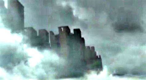 china  parallel universe floating city appears