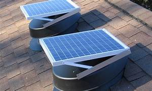 12 Best Solar Attic Fans Reviewed And Rated In 2020