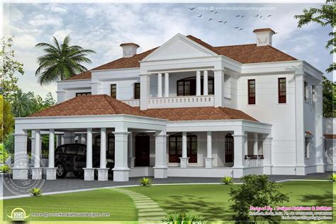 colonial style house plans colonial style home elevation colonial home designs