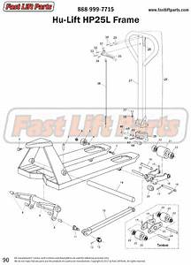 Manual Pallet Jack Parts